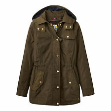 Joules Zip Patternless Outdoor Coats & Jackets for Women