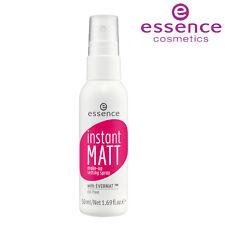 [Essence] Instantané Mat Maquillage Fixation Brume Spray 50ml Neuf