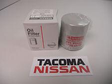 Genuine Nissan Oil Filter 15208-65F0E W/Crush Ring 350Z,370Z,Altima, Sentra,