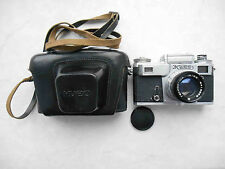 USSR Russian camera KIEV 4 M CONTAX copy with case. Lens Helios-103