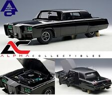 AUTOART 71546 1:18 BLACK BEAUTY GREEN HORNET TV SHOW DIECAST CAR