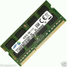8GB(1x8GB) DDR3 1600 MHz PC3 12800 Laptop Memory SODIMM RAM Non ECC