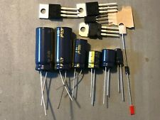 Marantz 2220B Power Supply Capacitor Upgrade Set High-Quality Receiver Recap Kit