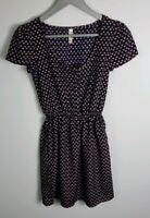Xhilaration Women Dress Size XS Blue Red White