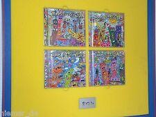 Rizzi-mur avec 4 CD-signé.