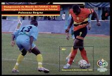 Fußball. WM-2006, Deutschland. Block. Angola 2006