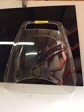 Honda VFR 1000F Letterbox     -  Skidmarx Standard Screen in Clear