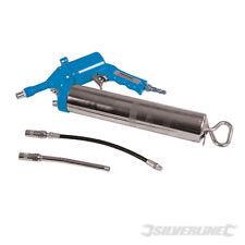 Pistolet graisseur / Pompe à graisse pneumatique 400ml GARANTIE 3 ANS