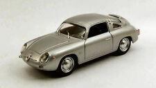 Fiat Abarth 750 Zagato 1958 Silver Prova 1:43 Model BEST MODELS