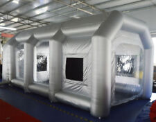 Inflatable Giant Car Workstation Spray Paint Booth Tent Custom 6*3*2.5m Express