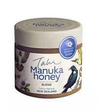 New Zealand Carbon Natural Manuka Honey Blend Natural Products 400 gr New