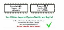 Ensoniq Sq-R - Version 1.02 Eprom Firmware Update Mise OS Eprom pour Sqr