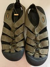 Keen Sandals Youth 6 EU 39 Womens 8 Olive Army Green