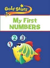 My First Numbers (Gold Stars), , New Book