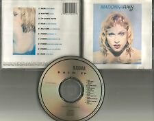MADONNA RAIN EP / fever / Bad Girl 10 TRX RARE MIXES & DUB JAPAN CD USA Seller