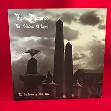 """THE DAMNED The Shadow Of Love 1985 UK 3-track 10""""  Vinyl EXCELLENT CONDITION"""