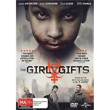 THE GIRL WITH ALL THE GIFTS DVD, NEW & SEALED, REGION 4, NEW RELEASE, FREE POST
