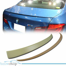 Painted Combo BMW 5-Series F10 A-Look Roof Wing + Trunk Spoiler M5 Look 2016