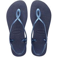 Havaianas Luna Damen Flip Schlappen Flops Sandalen Zehentrenner Badeschuhe