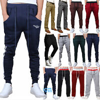 Men Jogger Sports Gym Pants Casual Harem Sweat Trousers Loose Sportswear Bottoms