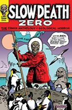 Cooke Jon B-Slow Death Zero BOOK NEW