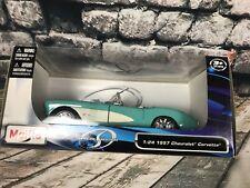 Maisto Sp. Ed. 1957 Chevrolet Corvette*new*