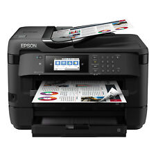 Epson WorkForce WF-7720DTWF 4-in-1 Tintenstrahldrucker - Schwarz (C11CG37412)