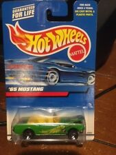 2000 Hot Wheels '65 Mustang #201