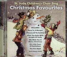 ST. JUDE CHILDRENS CHOIR - CHRISTMAS FAVORITES - CD - NEW