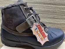 New Timberland 33974 Junior's Mallard Waterproof Boots Sz 4.5Y