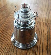 Rogers by Oneida - Silverplate Oil Kerosene Lamp *NEW*