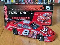 DALE EARNHARDT JR #8 BUDWEISER  2006 Monte Carlo ACTION NASCAR DIECAST 1/24
