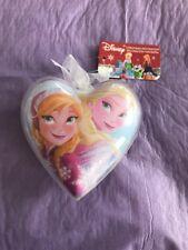 Disney Frozen Heart Plastic Bauble Gift Decoration