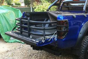 Fits Ford Ranger Load Bed Extender - Black
