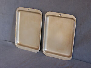 """Set of 2 Nordic Ware Compact Ovenware Baking Sheets 10"""" x 7"""""""