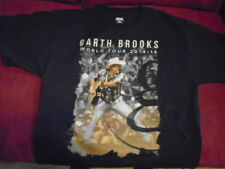Rare Garth Brooks World Tour Shirt large 2014-15 U.S country Man Against Machine