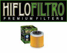 HIFLO OIL FILTRO FILTRO DE ACEITE DERBI 125 TERRA ADVENTURE 4T 2007-2013