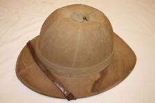 WW2 British Wolseley Sun Helmet