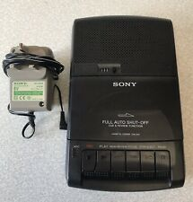 Sony Cassette Corder Tape Recorder - (TCM-939) Tested Working with ac adaptor