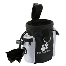 Dog Treat Bags Puppy Pet Bag Holder Dispenser Pouch Belt Obedience Training MY