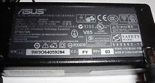 Alimentazione ORIGINALE ASUS Eee PC 904HD 701SDX 701SD GENUINO originale