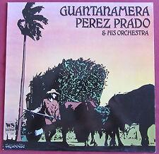 PEREZ PRADO  AND ORCHESTRA  LP ORIG FR GUANTANAMERA