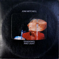 Joni Michell Shadows and Light 1980 Asylum Records BB-704 - 2 x Vinyl LP Gat VG+