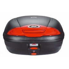 GIVI E450 SIMPLY 2 MONOLOCK BIKE TOP BOX CASE 45L E450N GHOSTBIKES