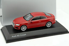1 43 Spark Audi A5 Coupe 2016 red