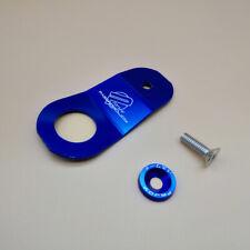 Aluminum Radiator Stay Mount Bracket for Honda Civic EK S2000 Acura Integra Blue