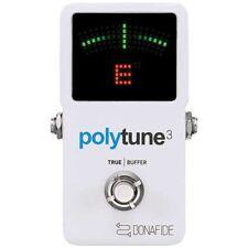Tc Electronic Polytune 3 afinador