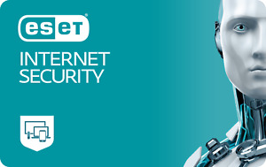 ®️ ESET Internet Security Lizenz 1 Jahr - 1 User 🚀 Expressversand 🚀 DE Händler