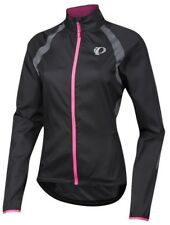 Pearl Izumi Women's ELITE Barrier Jacket Lightweight Direct-Vent Design 11231505