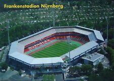 Stadionpostkarte Nürnberg Frankenstadion # Nür 465